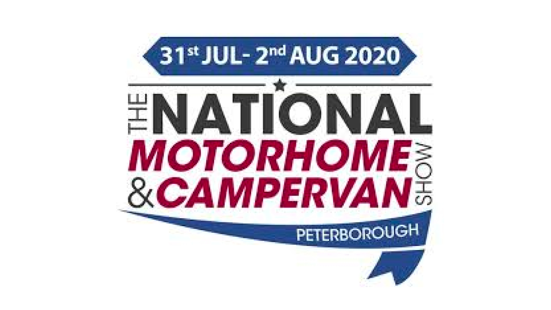 Warners shows National motorhome and campervan show, Peterborough, July 31st 2020