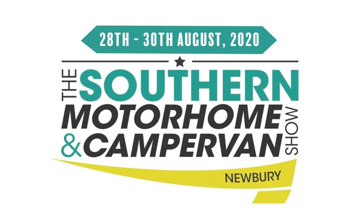 Warners shows Southern motorhome and campervan show, August 28th 2020